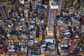 Big City Lights - Obrázkek zdarma pro LG P970 Optimus