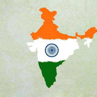 Happy Independence Day India - Obrázkek zdarma pro 208x208