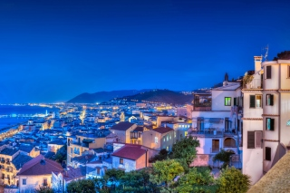 Free Amalfi Coast and Gulf of Salerno in Campania Picture for Android, iPhone and iPad