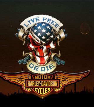 Harley Davidson - Obrázkek zdarma pro Nokia C2-01