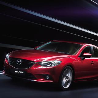 Mazda 6 2014 - Obrázkek zdarma pro iPad Air