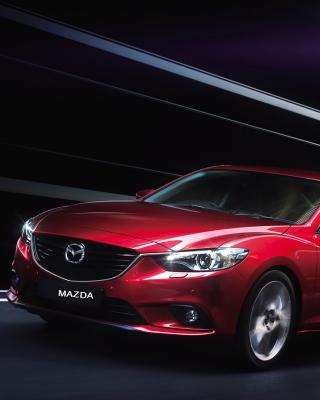 Mazda 6 2014 - Obrázkek zdarma pro iPhone 4