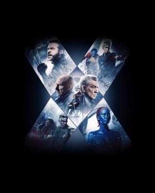 X-Men - Obrázkek zdarma pro Nokia X3-02