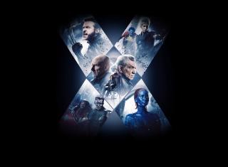 X-Men - Obrázkek zdarma pro Nokia Asha 200