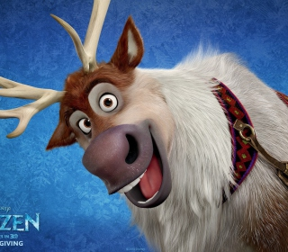 Frozen Disney Animation - Obrázkek zdarma pro iPad 2