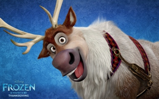 Free Frozen Disney Animation Picture for Android, iPhone and iPad