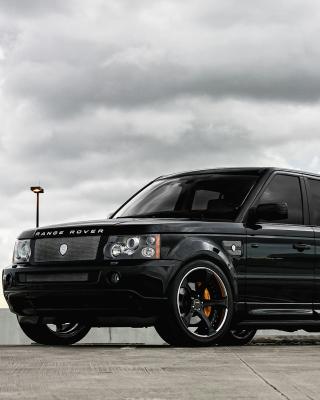 Range Rover Exclusive Tuning - Obrázkek zdarma pro Nokia Asha 203