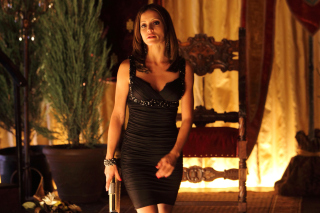 Lost Girl, Emmanuelle Vaugier Wallpaper for Android, iPhone and iPad