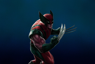 Wolverine Marvel Comics Wallpaper for Android, iPhone and iPad