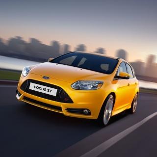 Ford Focus ST - Obrázkek zdarma pro iPad
