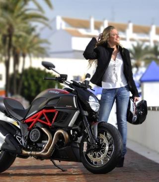 Ducati - Obrázkek zdarma pro 480x640