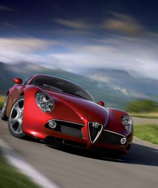 Alfa Romeo - Obrázkek zdarma pro Nokia C7