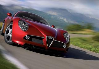 Alfa Romeo - Obrázkek zdarma pro 800x480