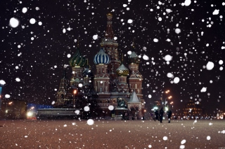 Free Red Square In Moscow Picture for Android, iPhone and iPad