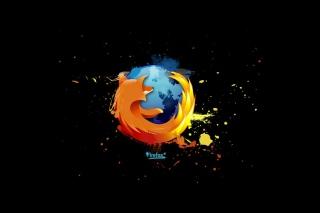 Firefox Logo - Obrázkek zdarma pro 480x320