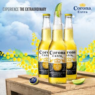 La Cerveza Corona - Obrázkek zdarma pro iPad Air
