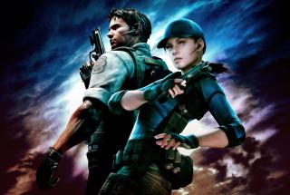 Resident Evil 5 - Obrázkek zdarma pro LG P970 Optimus
