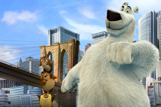 Norm Of The North Bear Wallpaper for Android, iPhone and iPad