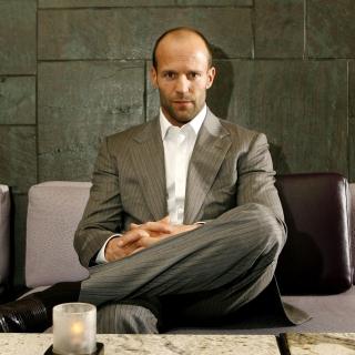 Jason Statham - Obrázkek zdarma pro 320x320