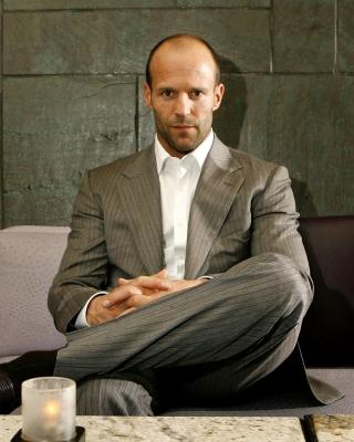 Jason Statham - Obrázkek zdarma pro Nokia Asha 202