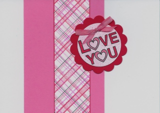 Free I Love You Pink Picture for Android, iPhone and iPad
