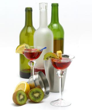 Tail Drinks - Obrázkek zdarma pro Nokia C2-03