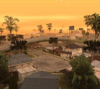 Los Santos - San Andreas - Obrázkek zdarma pro 128x128