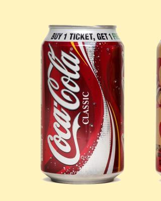 Coca Cola Classic - Obrázkek zdarma pro Nokia C2-01