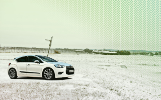 Citroen DS4 Background for Android, iPhone and iPad