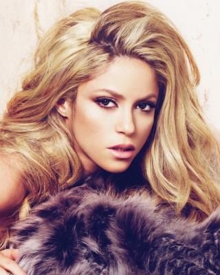 Shakira - Obrázkek zdarma pro 128x160