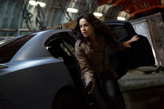 Fast And Furious 6 Michelle Rodriguez Wallpaper for Android, iPhone and iPad