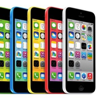 Apple iPhone 5c iOS 7 - Obrázkek zdarma pro iPad 2