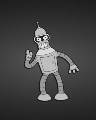 Futurama, Bender - Obrázkek zdarma pro 1080x1920