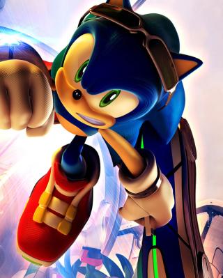 Sonic Free Riders - Obrázkek zdarma pro 1080x1920