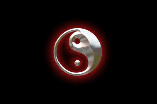 Yin Yang Picture for Android, iPhone and iPad