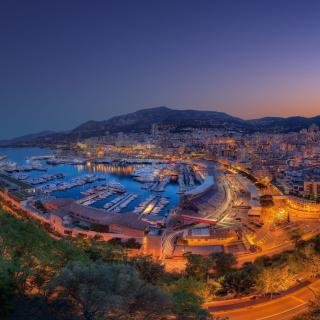 Monte Carlo - Obrázkek zdarma pro 208x208