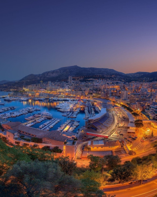 Monte Carlo - Obrázkek zdarma pro Nokia Asha 202