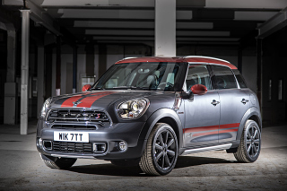 Mini Countryman R60 Background for Android, iPhone and iPad