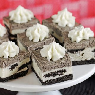 Chocolate Mini Cakes - Obrázkek zdarma pro 320x320