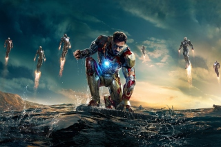 Iron Man 3 New Picture for Android, iPhone and iPad