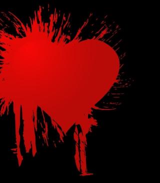 Heart Is Broken - Obrázkek zdarma pro Nokia C7
