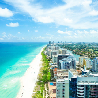 Miami Mid Beach - Obrázkek zdarma pro 208x208