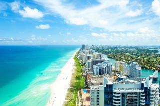 Miami Mid Beach - Obrázkek zdarma pro 1366x768