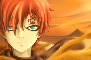 Gaara, Naruto Fanfiction Picture for Android, iPhone and iPad