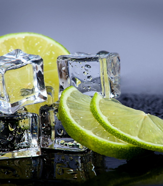 Lime With Ice - Obrázkek zdarma pro 480x854