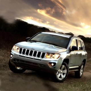 Jeep Compass SUV - Obrázkek zdarma pro 1024x1024