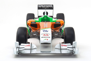 Force India VJM04 Background for Android, iPhone and iPad