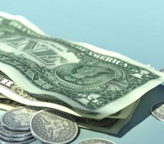 Dollars - Obrázkek zdarma pro iPad