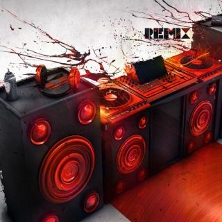 DJ Stuff - Obrázkek zdarma pro iPad mini