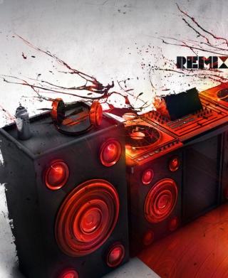 DJ Stuff - Obrázkek zdarma pro Nokia C1-01